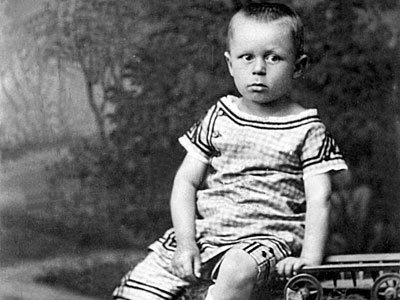 Thomas Mann at the age of six, 1881. Source: Wikimedia Commons
