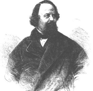 Portrait of J.F. Smith, Cassell's Illustrated Family Paper, I: 385, 22 May 1858. Reprinted in Andrew King, The London Journal, 1845-83 (Routledge, 2004)