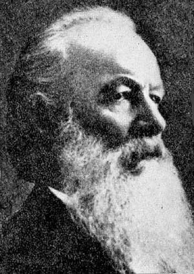 Sylvanus Cobb Jr.
